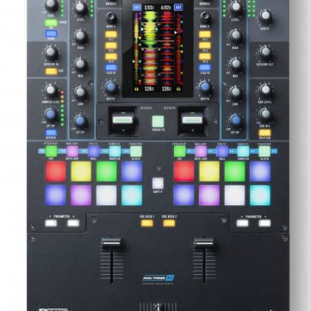 A Brief History of the RANE Battle Mixer