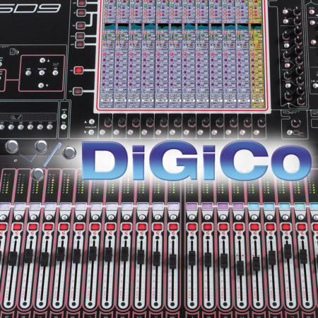 DiGiCo is now available at Concert AV Melbourne